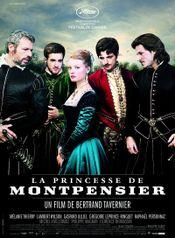 Affiche La Princesse de Montpensier