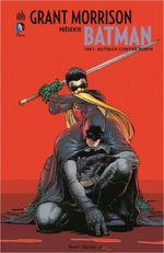 Couverture Batman contre Robin - Grant Morrison présente Batman, tome 6