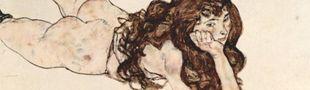 Cover Les livres avec une illustration de Schiele sur la couverture