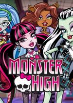 Affiche Monster High
