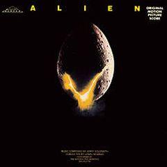 Pochette Alien (OST)