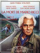 Affiche La Mort de Mario Ricci