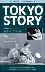 Couverture Tokyo Story : The Ozu/Noda Screenplay