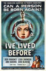 Affiche I've Lived Before