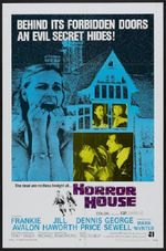 Affiche The Haunted House of Horror