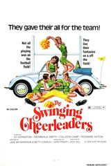 Affiche The Swinging Cheerleaders