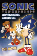 Affiche Sonic the Hedgehog : The Movie