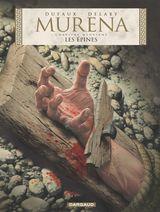Couverture Les Épines - Murena,  tome 9