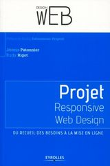 Couverture Projet responsive web design