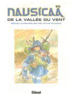 Couverture Nausicaä de la vallée du vent : Recueil d'aquarelles