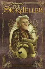 Couverture Jim Henson's The Storyteller