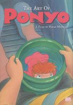 Couverture The Art of Ponyo