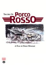 Couverture The Art of Porco Rosso