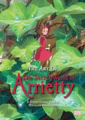Couverture The Art of Arrietty