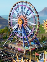Jaquette SimCity : Amusement Park Pack