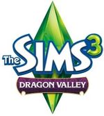 Jaquette Les Sims 3 : Dragon Valley