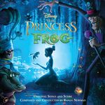 Pochette The Princess and the Frog (OST)