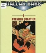 Couverture Premier Quartier - Dallas Barr, Tome 3