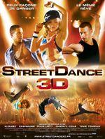 Affiche StreetDance 3D