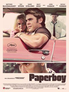 Affiche Paperboy