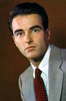 Photo Montgomery Clift