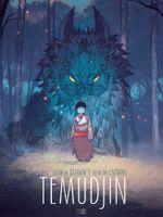 Couverture La Belle Mort - Temudjin, tome 1
