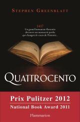 Quattrocento - Stephen Greenblatt