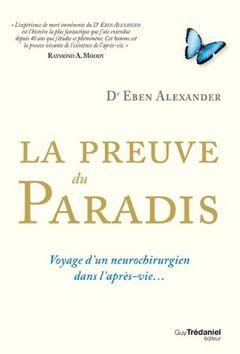 Couverture La preuve du paradis