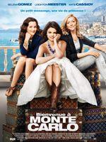 Affiche Bienvenue à Monte Carlo