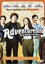 Affiche Adventureland, job d'été à éviter