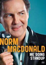 Affiche Norm Macdonald: Me Doing Standup