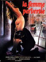Affiche La Femme pervertie
