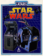 Jaquette Star Wars : The Arcade Game