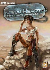 Jaquette Metal Hearts Replicants Rampage
