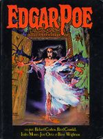 Couverture Edgar Poe