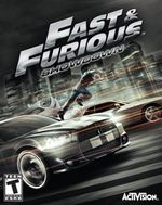 Jaquette Fast and Furious : Showdown