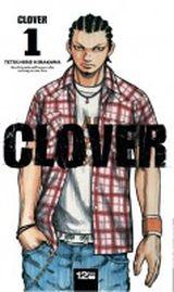 Couverture Clover