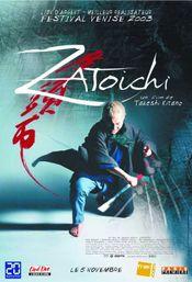Affiche Zatoichi