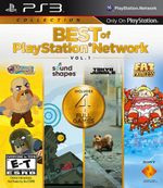Jaquette Best Of PlayStation Network Vol. 1
