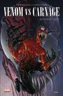 Couverture Venom vs Carnage : Un enfant est né