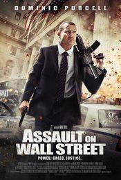 Affiche Assault on Wall Street