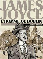 Couverture James Joyce, l'homme de Dublin