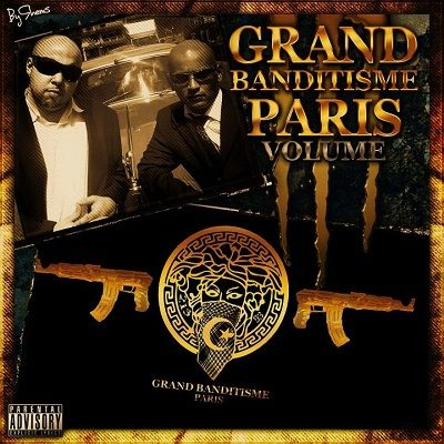 sazamyzy grand banditisme paris vol 2 et 3