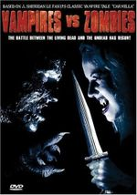 Affiche Vampires Vs. Zombies