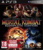Jaquette Mortal Kombat: Komplete Edition