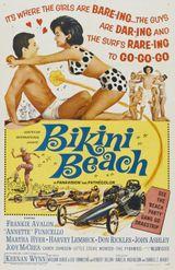 Affiche Bikini Beach