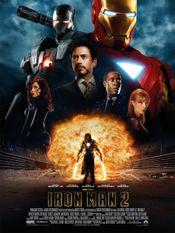 Affiche Iron Man 2