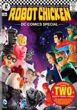 Affiche Robot Chicken : DC Comics Special
