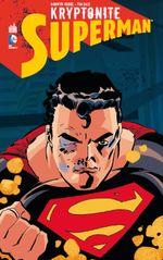 Couverture Superman : Kryptonite