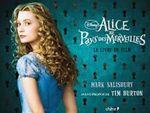 Couverture Alice au Pays des Merveilles: le livre du film